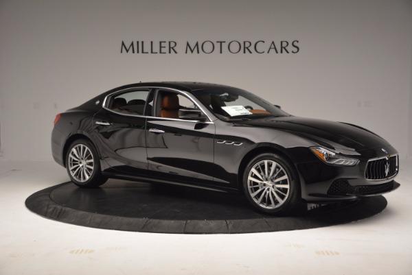 New 2017 Maserati Ghibli SQ4 for sale Sold at Aston Martin of Greenwich in Greenwich CT 06830 10