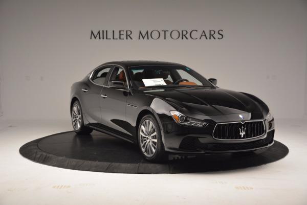 New 2017 Maserati Ghibli SQ4 for sale Sold at Aston Martin of Greenwich in Greenwich CT 06830 11