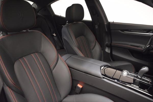 New 2017 Maserati Ghibli SQ4 for sale Sold at Aston Martin of Greenwich in Greenwich CT 06830 20