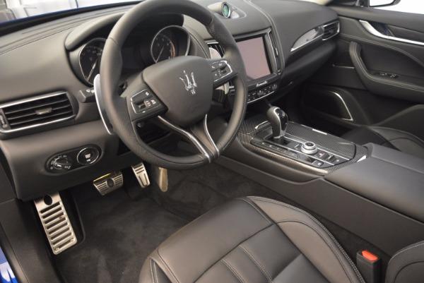 Used 2017 Maserati Levante for sale Sold at Aston Martin of Greenwich in Greenwich CT 06830 13