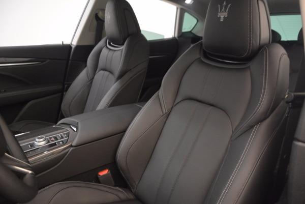 Used 2017 Maserati Levante for sale Sold at Aston Martin of Greenwich in Greenwich CT 06830 15