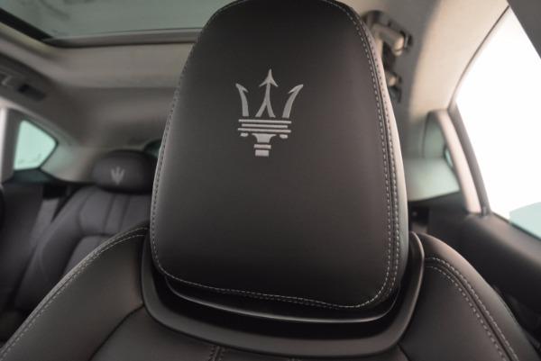 Used 2017 Maserati Levante for sale Sold at Aston Martin of Greenwich in Greenwich CT 06830 17