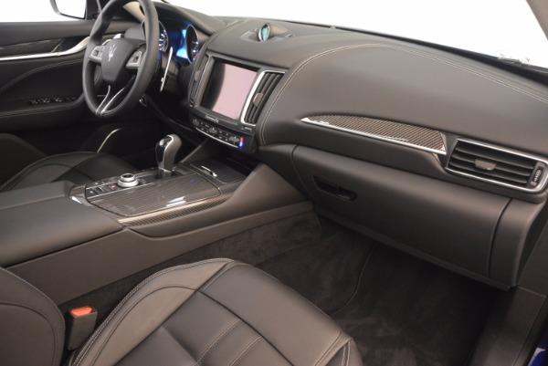 Used 2017 Maserati Levante for sale Sold at Aston Martin of Greenwich in Greenwich CT 06830 21