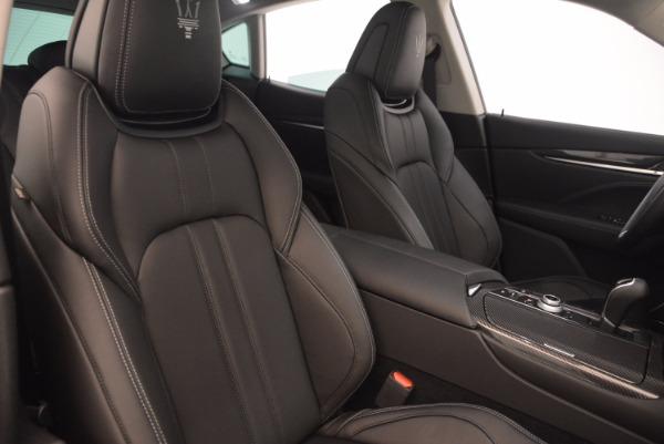 Used 2017 Maserati Levante for sale Sold at Aston Martin of Greenwich in Greenwich CT 06830 23