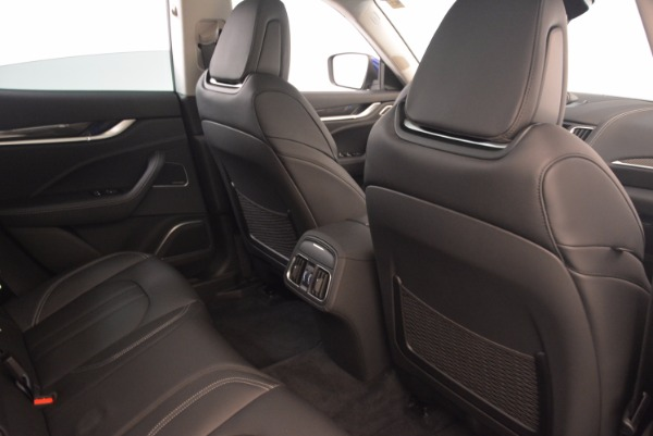 Used 2017 Maserati Levante for sale Sold at Aston Martin of Greenwich in Greenwich CT 06830 24