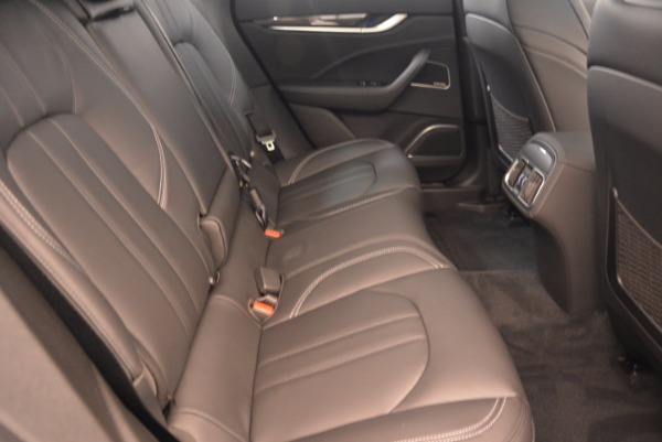 Used 2017 Maserati Levante for sale Sold at Aston Martin of Greenwich in Greenwich CT 06830 25
