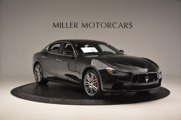 Used 2017 Maserati Ghibli S Q4 for sale $44,900 at Aston Martin of Greenwich in Greenwich CT 06830 10