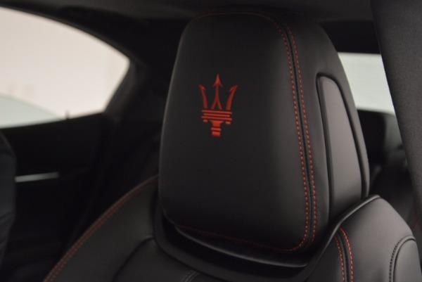 Used 2017 Maserati Ghibli S Q4 for sale $44,900 at Aston Martin of Greenwich in Greenwich CT 06830 18