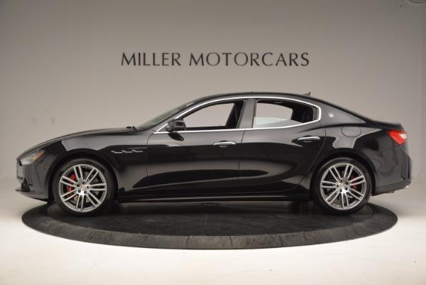Used 2017 Maserati Ghibli S Q4 for sale $44,900 at Aston Martin of Greenwich in Greenwich CT 06830 2