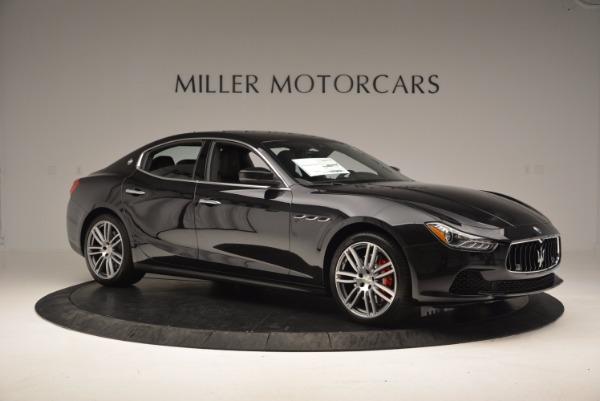 Used 2017 Maserati Ghibli S Q4 for sale $44,900 at Aston Martin of Greenwich in Greenwich CT 06830 9