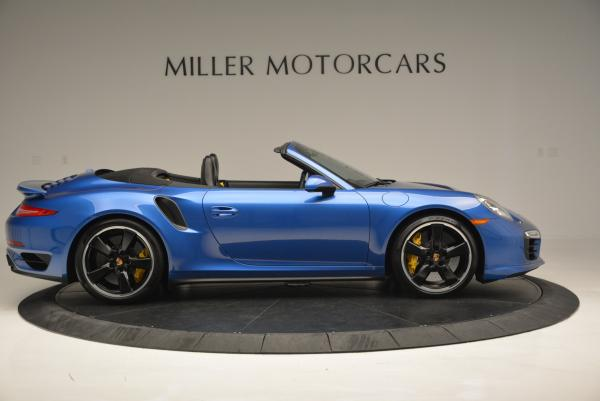 Used 2014 Porsche 911 Turbo S for sale Sold at Aston Martin of Greenwich in Greenwich CT 06830 10