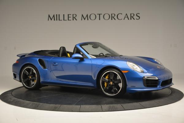 Used 2014 Porsche 911 Turbo S for sale Sold at Aston Martin of Greenwich in Greenwich CT 06830 11