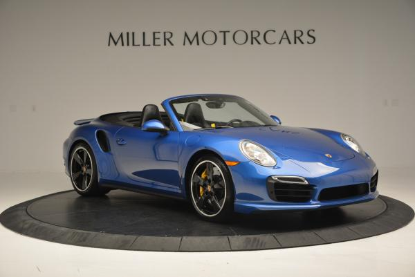 Used 2014 Porsche 911 Turbo S for sale Sold at Aston Martin of Greenwich in Greenwich CT 06830 12