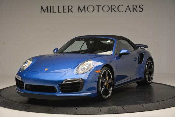 Used 2014 Porsche 911 Turbo S for sale Sold at Aston Martin of Greenwich in Greenwich CT 06830 13