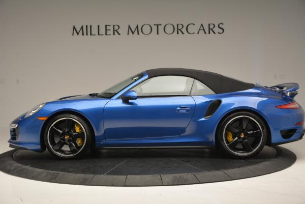 Used 2014 Porsche 911 Turbo S for sale Sold at Aston Martin of Greenwich in Greenwich CT 06830 14