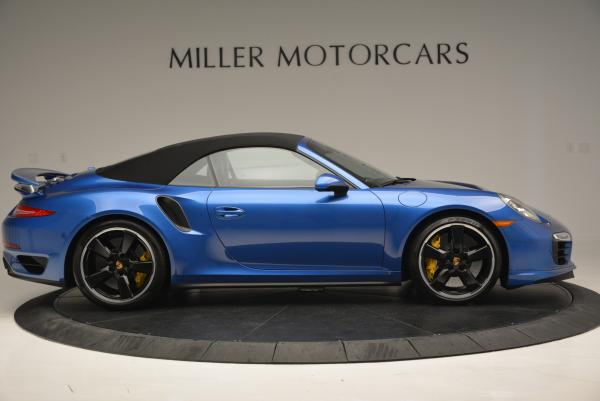 Used 2014 Porsche 911 Turbo S for sale Sold at Aston Martin of Greenwich in Greenwich CT 06830 15