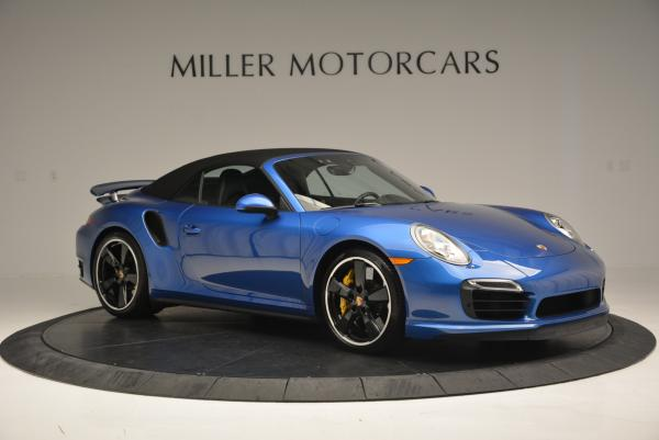 Used 2014 Porsche 911 Turbo S for sale Sold at Aston Martin of Greenwich in Greenwich CT 06830 16