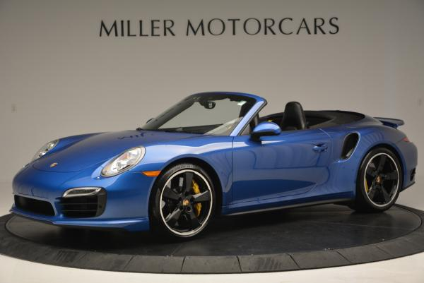 Used 2014 Porsche 911 Turbo S for sale Sold at Aston Martin of Greenwich in Greenwich CT 06830 2