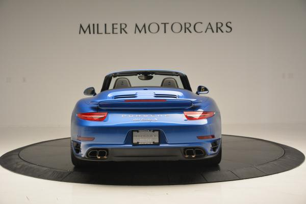 Used 2014 Porsche 911 Turbo S for sale Sold at Aston Martin of Greenwich in Greenwich CT 06830 6