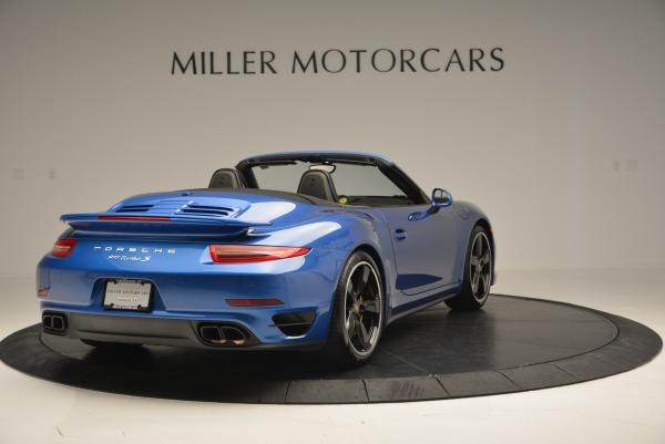 Used 2014 Porsche 911 Turbo S for sale Sold at Aston Martin of Greenwich in Greenwich CT 06830 7