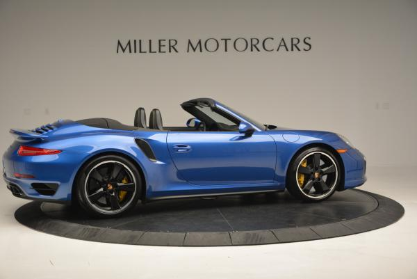 Used 2014 Porsche 911 Turbo S for sale Sold at Aston Martin of Greenwich in Greenwich CT 06830 9