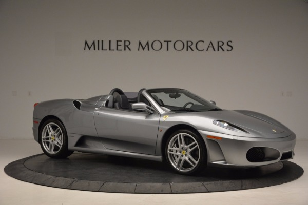 Used 2007 Ferrari F430 Spider for sale Sold at Aston Martin of Greenwich in Greenwich CT 06830 10
