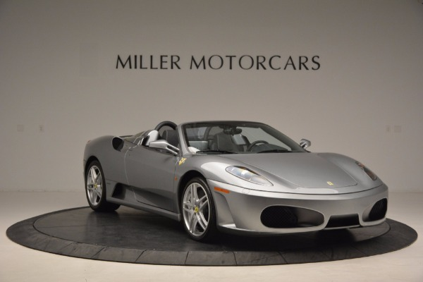 Used 2007 Ferrari F430 Spider for sale Sold at Aston Martin of Greenwich in Greenwich CT 06830 11