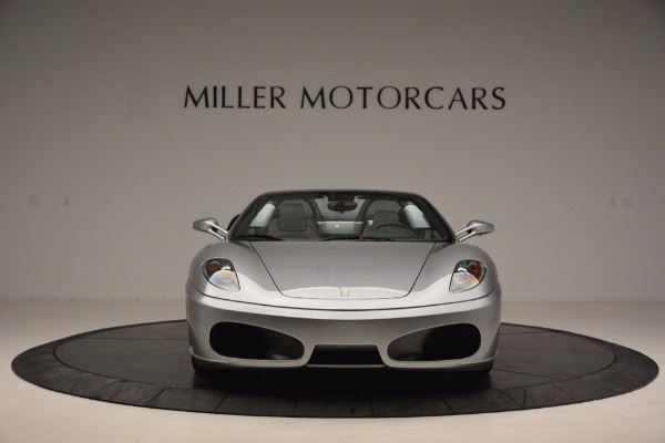 Used 2007 Ferrari F430 Spider for sale Sold at Aston Martin of Greenwich in Greenwich CT 06830 12