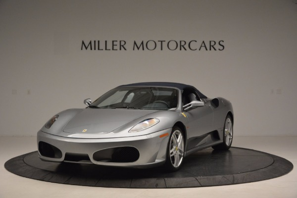 Used 2007 Ferrari F430 Spider for sale Sold at Aston Martin of Greenwich in Greenwich CT 06830 13