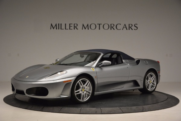 Used 2007 Ferrari F430 Spider for sale Sold at Aston Martin of Greenwich in Greenwich CT 06830 14
