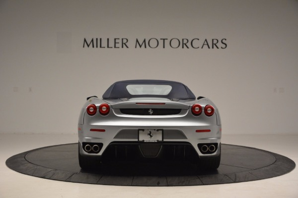 Used 2007 Ferrari F430 Spider for sale Sold at Aston Martin of Greenwich in Greenwich CT 06830 18