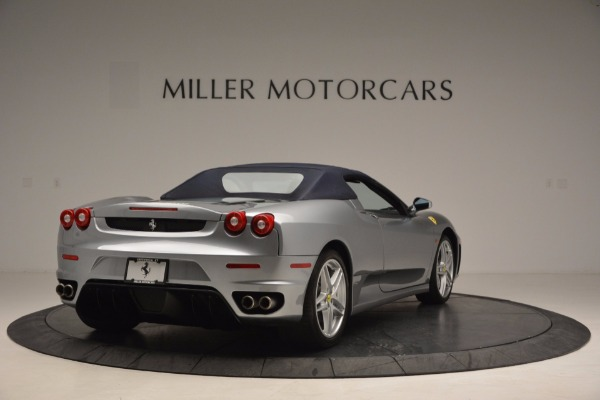 Used 2007 Ferrari F430 Spider for sale Sold at Aston Martin of Greenwich in Greenwich CT 06830 19