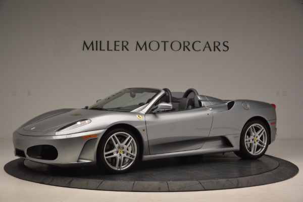Used 2007 Ferrari F430 Spider for sale Sold at Aston Martin of Greenwich in Greenwich CT 06830 2