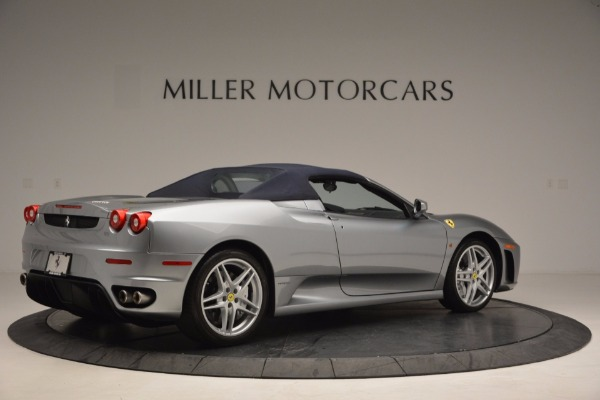 Used 2007 Ferrari F430 Spider for sale Sold at Aston Martin of Greenwich in Greenwich CT 06830 20