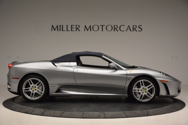 Used 2007 Ferrari F430 Spider for sale Sold at Aston Martin of Greenwich in Greenwich CT 06830 21