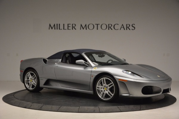 Used 2007 Ferrari F430 Spider for sale Sold at Aston Martin of Greenwich in Greenwich CT 06830 22