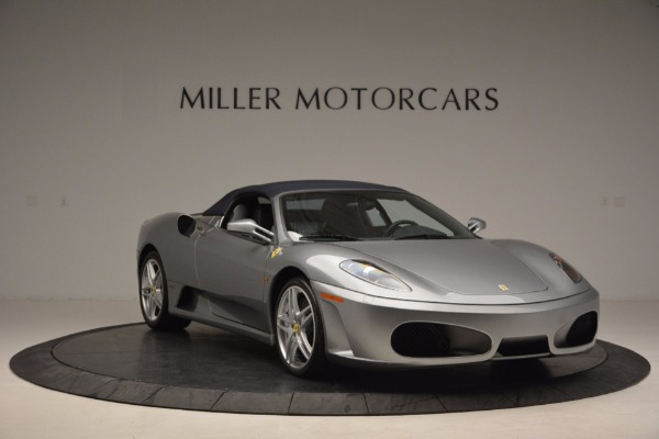 Used 2007 Ferrari F430 Spider for sale Sold at Aston Martin of Greenwich in Greenwich CT 06830 23