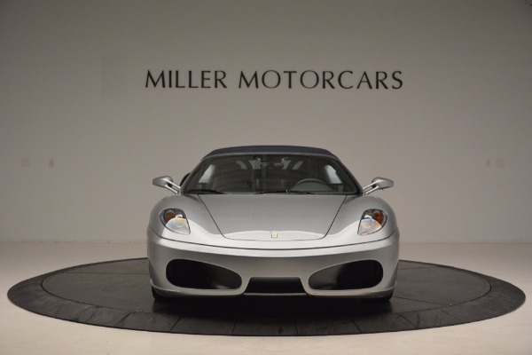 Used 2007 Ferrari F430 Spider for sale Sold at Aston Martin of Greenwich in Greenwich CT 06830 24