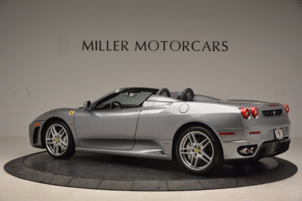 Used 2007 Ferrari F430 Spider for sale Sold at Aston Martin of Greenwich in Greenwich CT 06830 4
