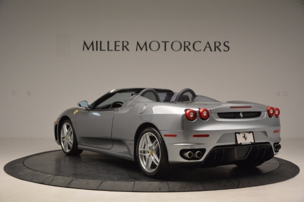 Used 2007 Ferrari F430 Spider for sale Sold at Aston Martin of Greenwich in Greenwich CT 06830 5