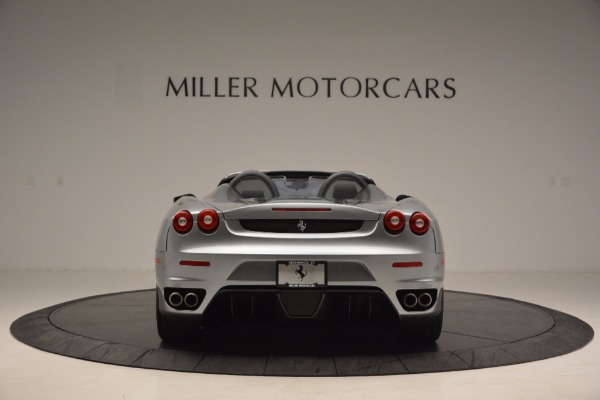 Used 2007 Ferrari F430 Spider for sale Sold at Aston Martin of Greenwich in Greenwich CT 06830 6