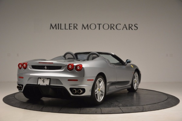 Used 2007 Ferrari F430 Spider for sale Sold at Aston Martin of Greenwich in Greenwich CT 06830 7