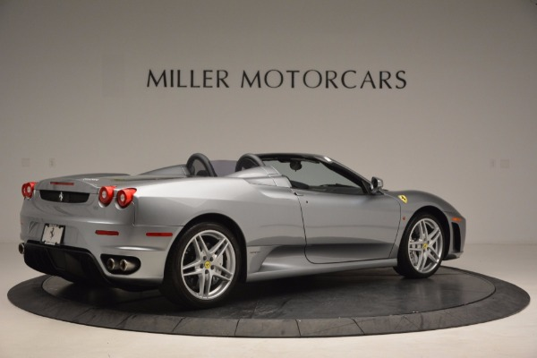 Used 2007 Ferrari F430 Spider for sale Sold at Aston Martin of Greenwich in Greenwich CT 06830 8