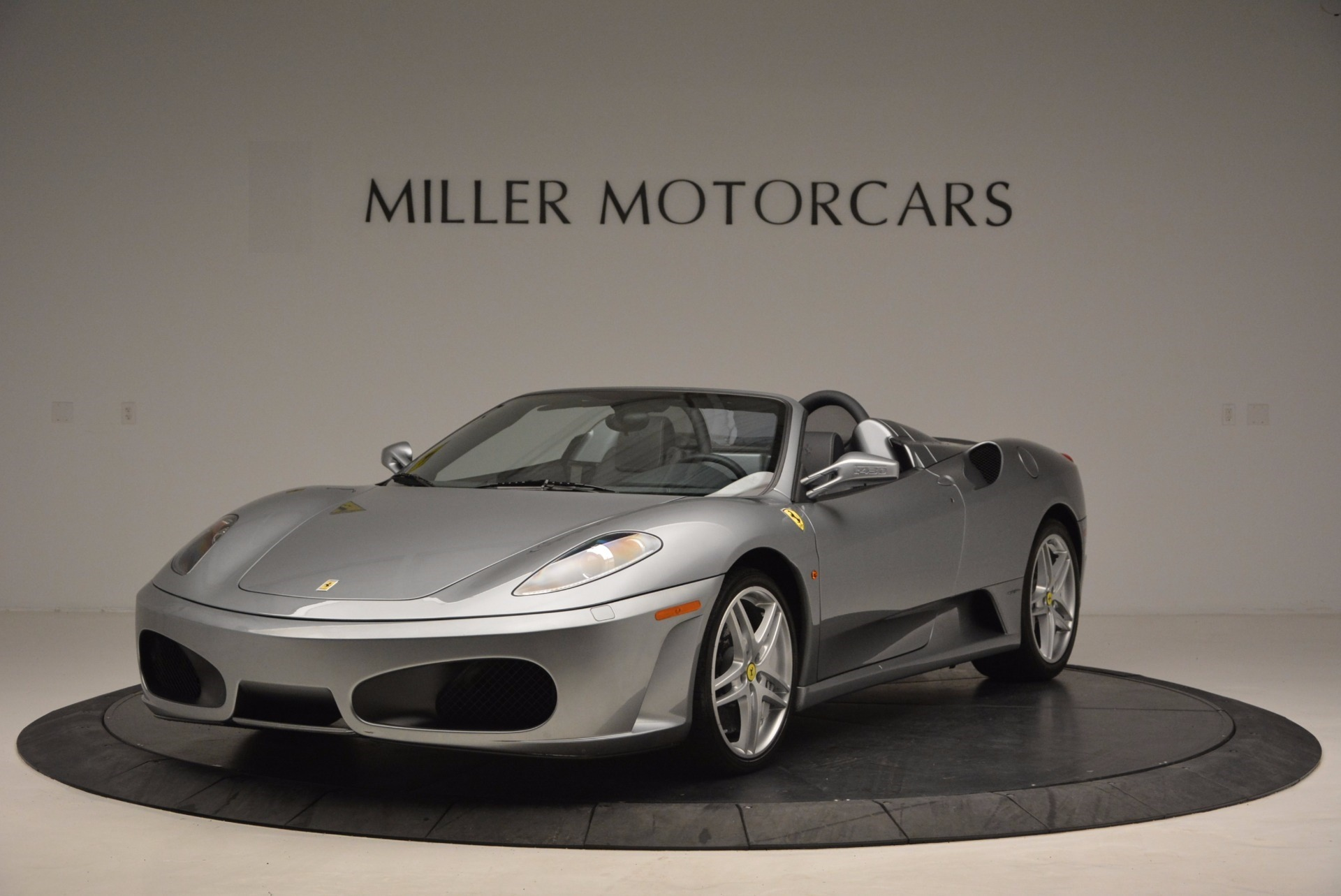 Used 2007 Ferrari F430 Spider for sale Sold at Aston Martin of Greenwich in Greenwich CT 06830 1