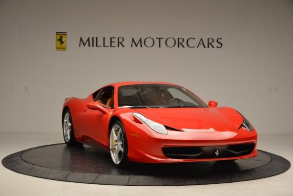 Used 2011 Ferrari 458 Italia for sale Sold at Aston Martin of Greenwich in Greenwich CT 06830 11