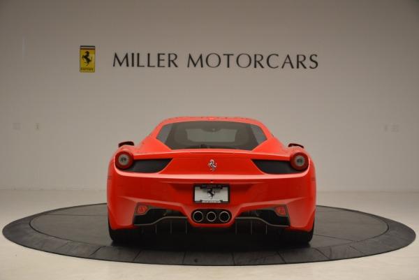 Used 2011 Ferrari 458 Italia for sale Sold at Aston Martin of Greenwich in Greenwich CT 06830 6