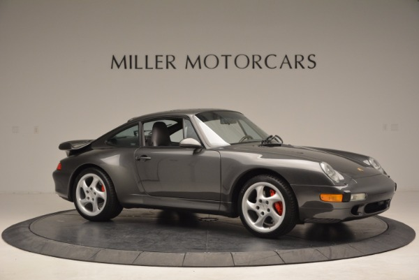 Used 1996 Porsche 911 Turbo for sale Sold at Aston Martin of Greenwich in Greenwich CT 06830 10