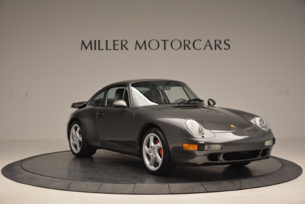 Used 1996 Porsche 911 Turbo for sale Sold at Aston Martin of Greenwich in Greenwich CT 06830 11