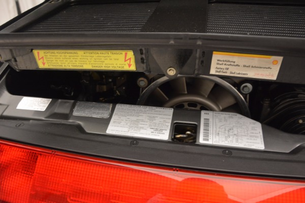 Used 1996 Porsche 911 Turbo for sale Sold at Aston Martin of Greenwich in Greenwich CT 06830 14