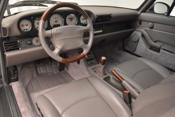 Used 1996 Porsche 911 Turbo for sale Sold at Aston Martin of Greenwich in Greenwich CT 06830 17